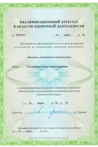 Expert Usoltseva KAOOD2